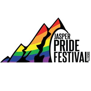 Jasper Pride Festival Society Logo